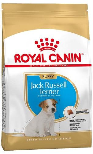 Корм для щенков джек рассела Royal Canin Jack Russel puppy, 3 кг, роял канин