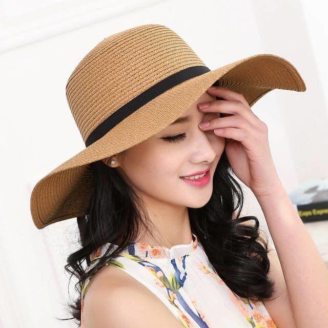 """Крутые и очень практичные женские шляпы из """"Мягкого соломенного плетения"""" качество отличное"""