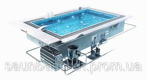 Какое оборудование требуется для эффективной работы бассейна?