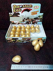 Яйце-растишка динозаврик 24 шт/уп