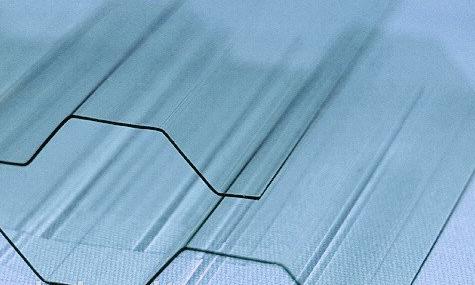 Профільований  полікарбонат Borrex 1.05*6м прозорий