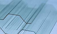 Профільований  полікарбонат Borrex 1.05*6м прозорий, фото 1