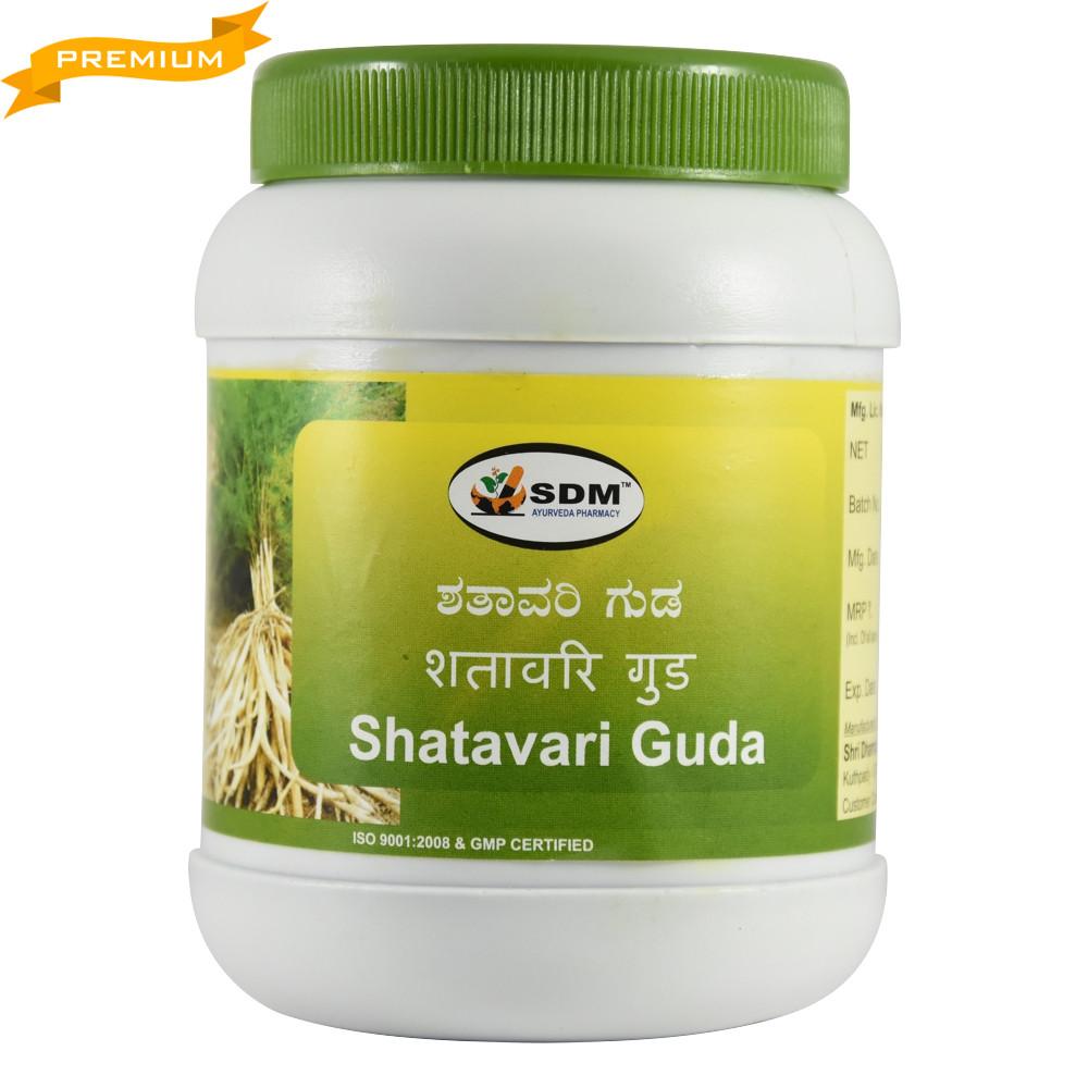 Шатавари гулам (Shatavari, SDM) 500 грамм - аюрведа премиум класса