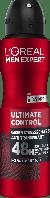 Дезодорант-спрей для мужчин L'ORÉAL Men Ultimate Control, 150 мл.