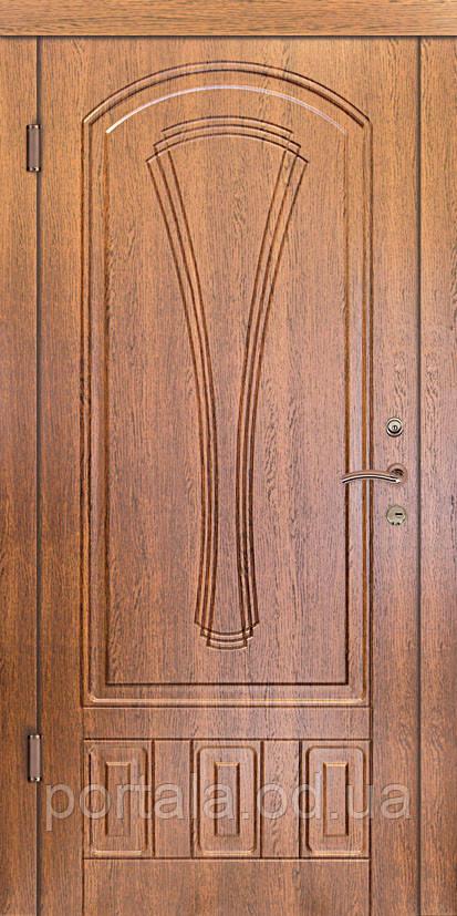 """Вхідні двері """"Портала"""" (серія Люкс) ― модель Елегант"""
