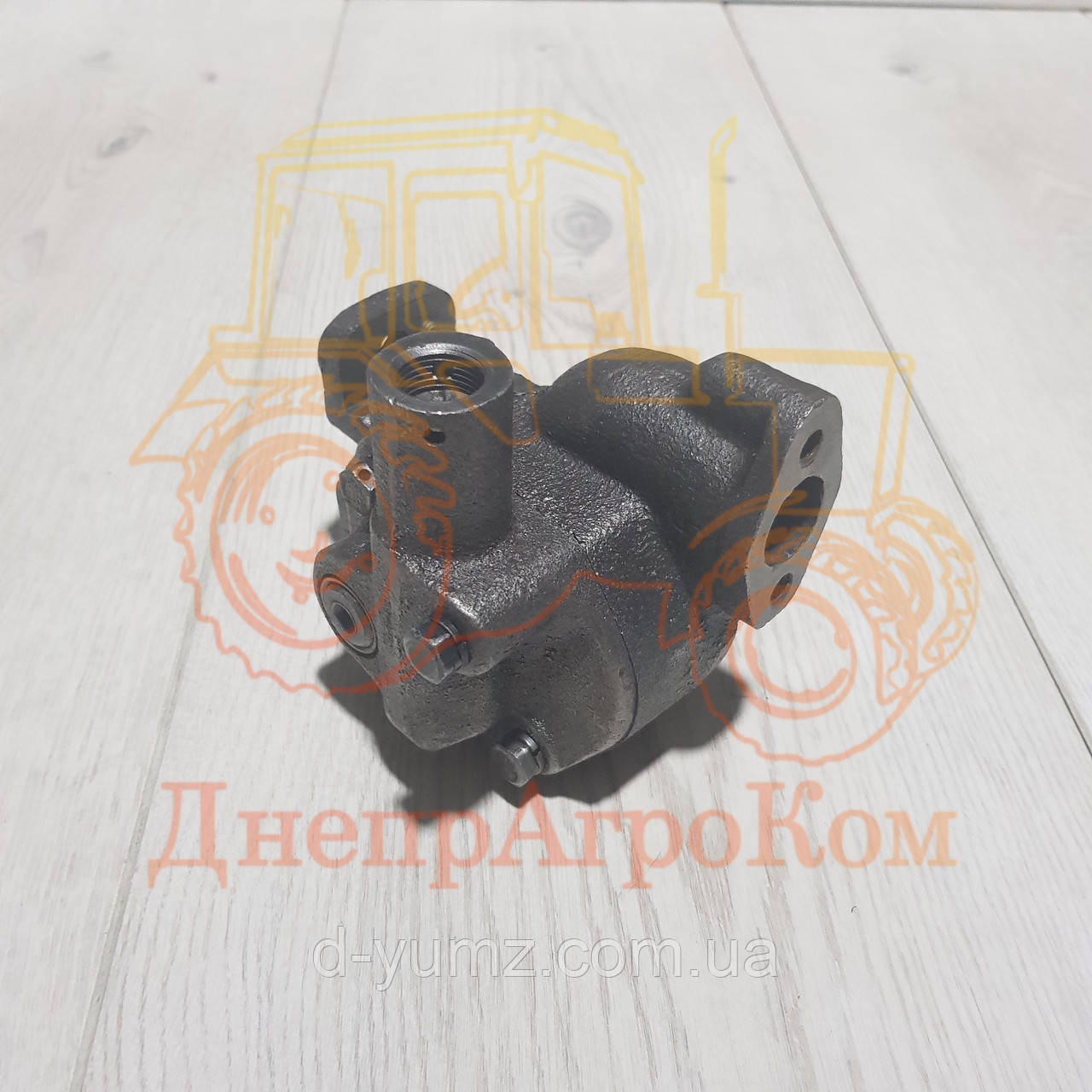 Насос масляный ЮМЗ Д-65 | Д08-С02-А1 СБ