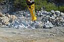Навесной гидравлический молот Epiroc HB 2000, фото 4