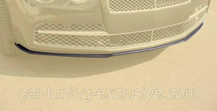 MANSORY front bumper lip for Bentley Flying Spur