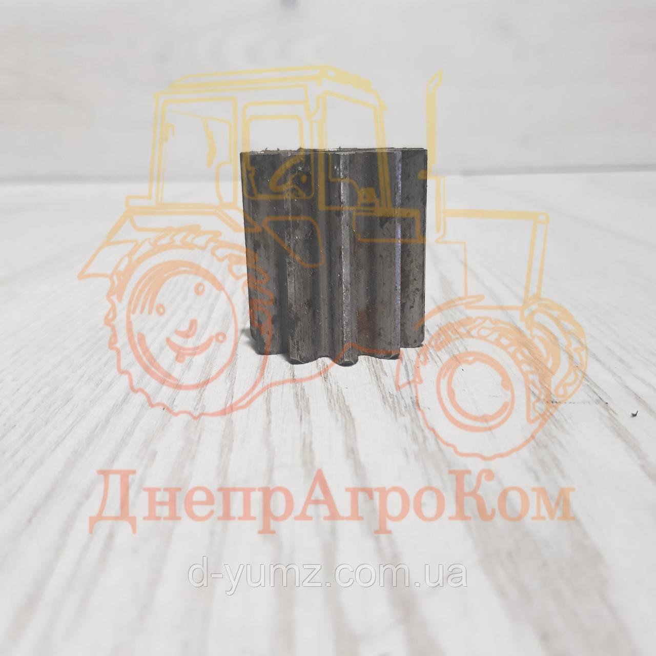Колесо зубчатое масляного насоса со втулкой ЮМЗ