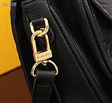 Сумка Луи Витон Pochette Metis Monogram кожаная реплика, фото 7