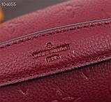 Сумка Луи Витон Pochette Metis Monogram кожаная реплика, фото 4