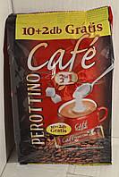 Кофейный напиток Perottino Cafe 3в1 (12шт), Венгрия