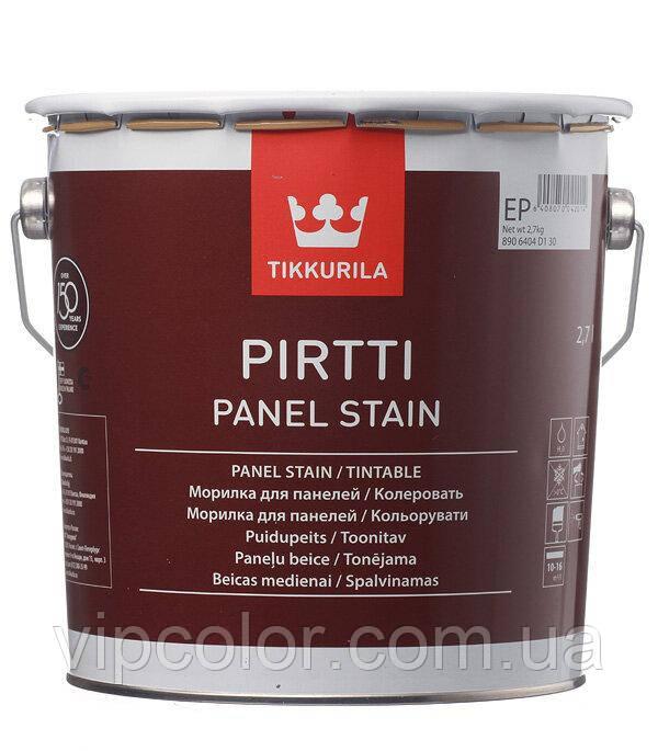 Tikkurila Pirtti морилка для панелей EP 2,7 л