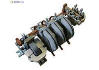 Контактор КТ-6023 160А,Эл.магнитный,3-х полюсный,открытый,не реверс.,без ТР,Uном.380-660 В,кат 220-380 В,50гц