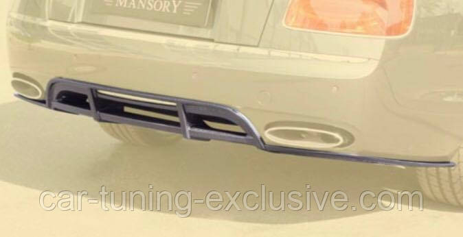 MANSORY rear diffuser for Bentley Flying Spur 2