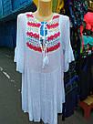 Туника-платье пляжная средней длины , фото 4
