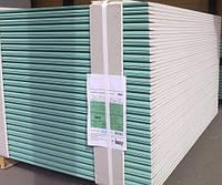 Гіпсокартон звичайний КНАУФ 12,5*1200*2000 мм (стіновий)
