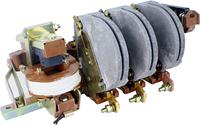 Контактор КТ-6033Б,250 А,ел.магнитный,открытый,не реверс.,без ТР Uном 380-660 В,катт220-380 В,50 гц