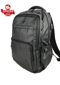 Мужской качественный рюкзак Leadfas Городской портфель