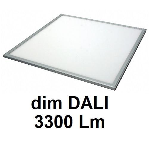 D6633-40 25Вт 3300Лм 4000К диммируемая (протокол Dali) светодиодная LED-панель 600х600