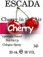 Духи 50 мл (343) версия аромата Эскада Cherry in the Air