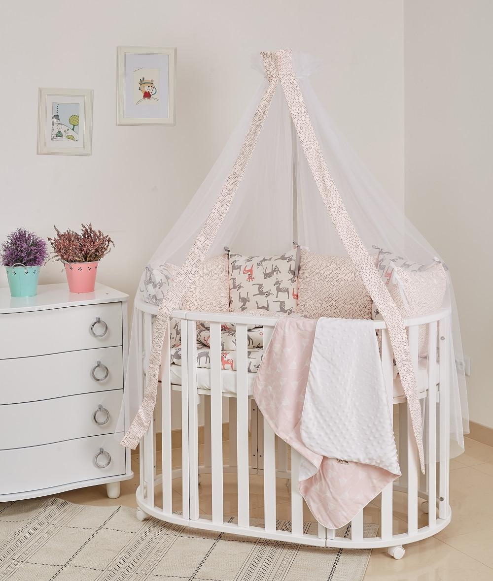Детское постельное белье Twins Dolce Бэмби 8 эл D-020