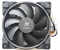 Вентилятор для CPU Vinga для Intel и AMD Soket AM4, 1151, 775, 1150, 1155, 1156, AM2, AM2+, AM (CL3003) Новый!, фото 1