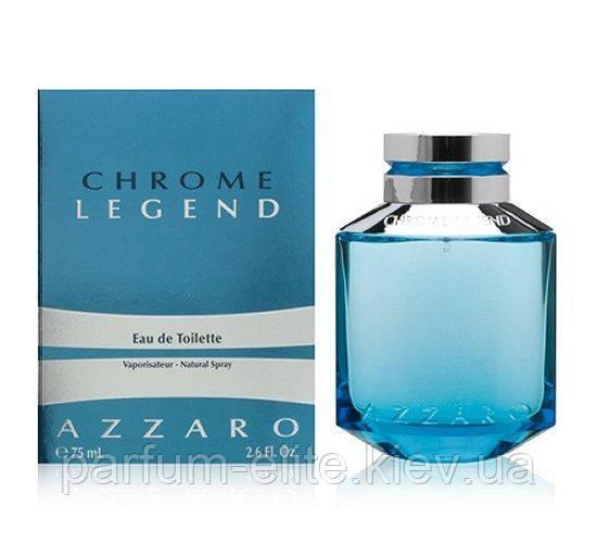 Мужская туалетная вода Azzaro Legend 75ml