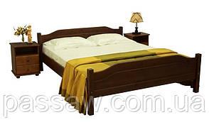 Кровать деревянная Л-201 1,2