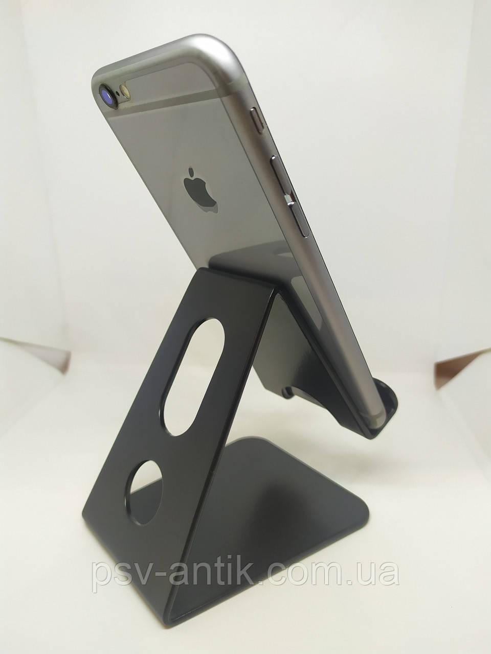 Подставка под телефон.  Для Apple iPhone, Samsung , Хiaomi, Huawei, Lenovo, HTC, ASUS, LG.
