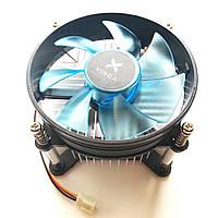Вентилятор для CPU Vinga Q4 для Intel и AMD Soket 775, 1156, 754, 939, 940, AM2 Новый!