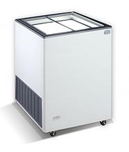 Морозильний лар Crystal Ektor 16 SGL (пряме скло)