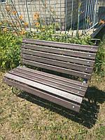 Скамейка ПВХ 011 из полимера