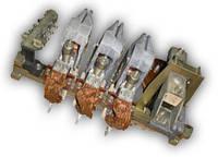 Контактор КТ-6043,400 А ел.магнитный,3-х полюсн,откритый,не реверс.без ТР, U ном.380-660 В,кат.220-380 В,50 гц