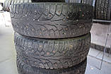 Шины б/у 195/70 R15C Nokian Hakkapeliitta С, ЗИМА, 6.5 мм, комплект+пара, фото 5