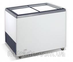 Морозильний лар Crystal Ektor 36 SGL (пряме скло)