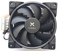 Вентилятор для CPU Vinga CL3004 125W/TDP 4-pin для Intel и AMD Новый!, фото 1