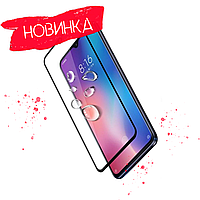 Защитное стекло для Xiaomi Mi 9, Mi 9X 2019 Full glue 3D black