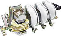Контактор КТ-6033 БС 250 А,ел.магн.3-х полюсн.,открыт,не реверсивн,без ТР,U ном380-660 В,кат 220-380 В,50 гц.