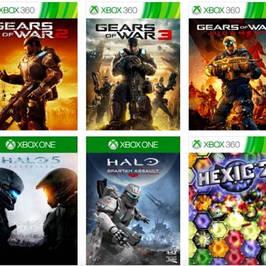 Игры Microsoft Xbox One