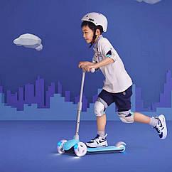 Детский самокат Xiaomi Mi Bunny Scooter Blue