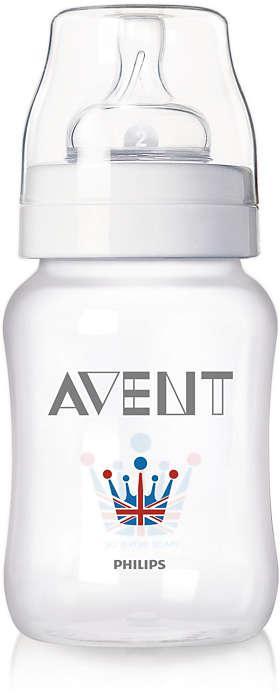 Королевская бутылочка для кормления Philips AVENT Royal Classic+ 260 мл (SCD683/3)