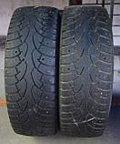 Шини б/у 225/70 R15C Bridgestone Noranza Van, ЗИМА, 5+ мм, пара, фото 5
