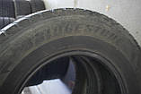Шини б/у 225/70 R15C Bridgestone Noranza Van, ЗИМА, 5+ мм, пара, фото 8