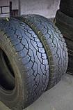 Шини б/у 225/70 R15C Bridgestone Noranza Van, ЗИМА, 5+ мм, пара, фото 2