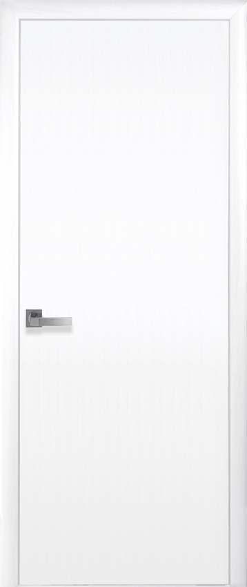 Двери Омис Глухие Cortex, Полотно+коробка+2 к-та наличников+добор 100мм, белый матовый