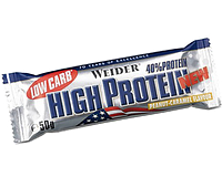 Weider 40% Low Carb High Protein bar 50g