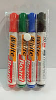 Набор цветных маркеров,4 шт.