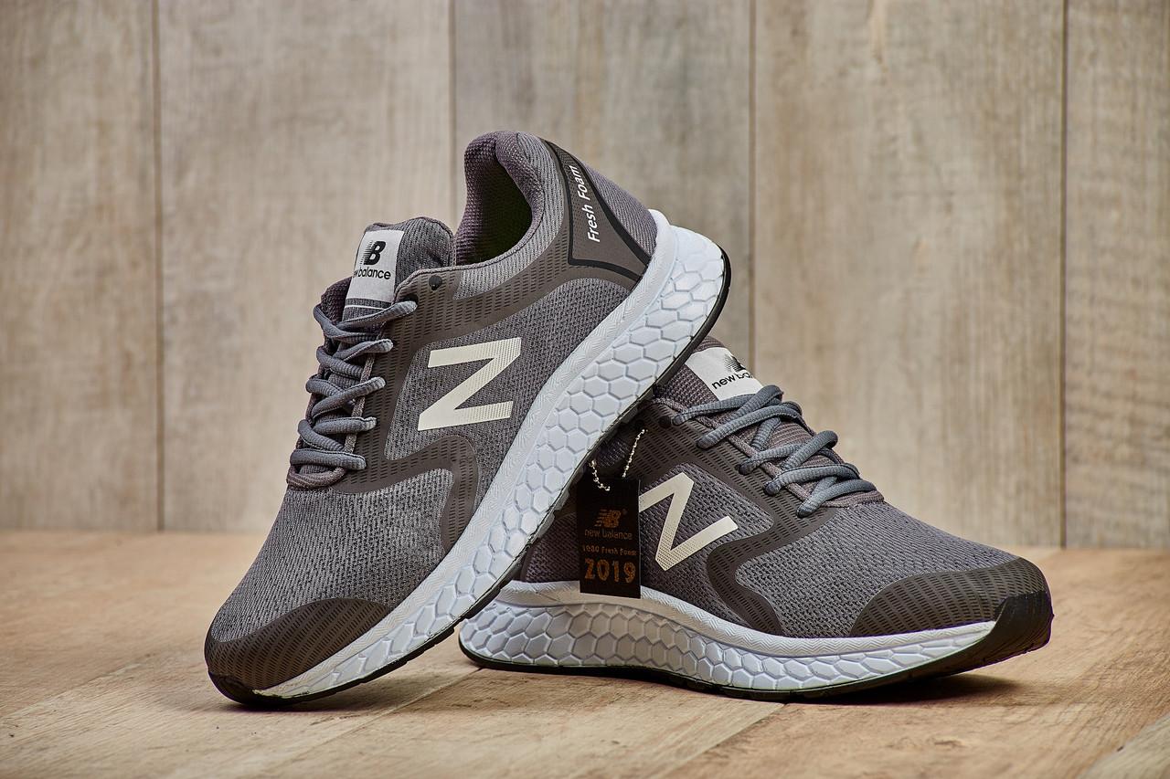 Мужские кроссовки New Balance Foam Grey ( Реплика )