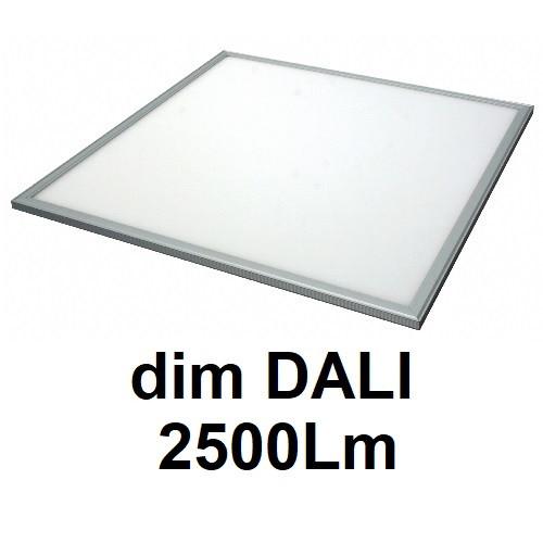 D6625-40 20Вт 2500Лм 4000К диммируемая (протокол Dali) светодиодная LED-панель 600х600